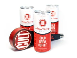 Cold Brew Can